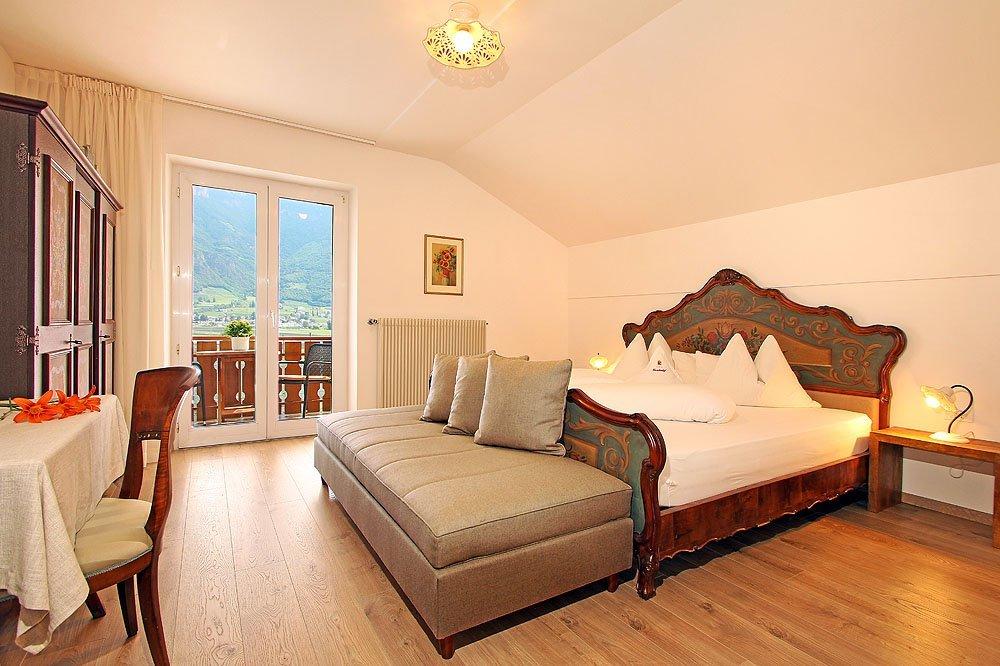 Gästezimmer in Andrian/ Südtirols Süden