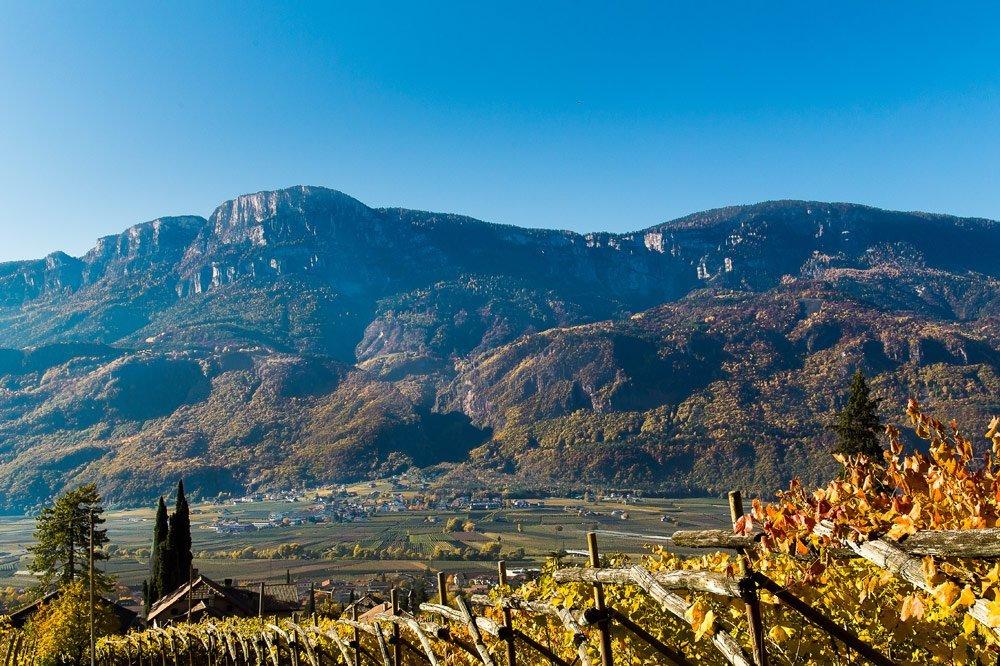 Destinazioni più belle durante le vostre vacanze autunnali in Valle dell'Adige