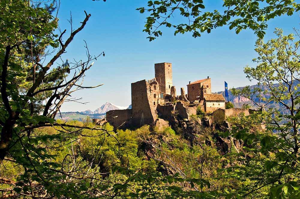 Sommerlicher Aktivurlaub in Andrian
