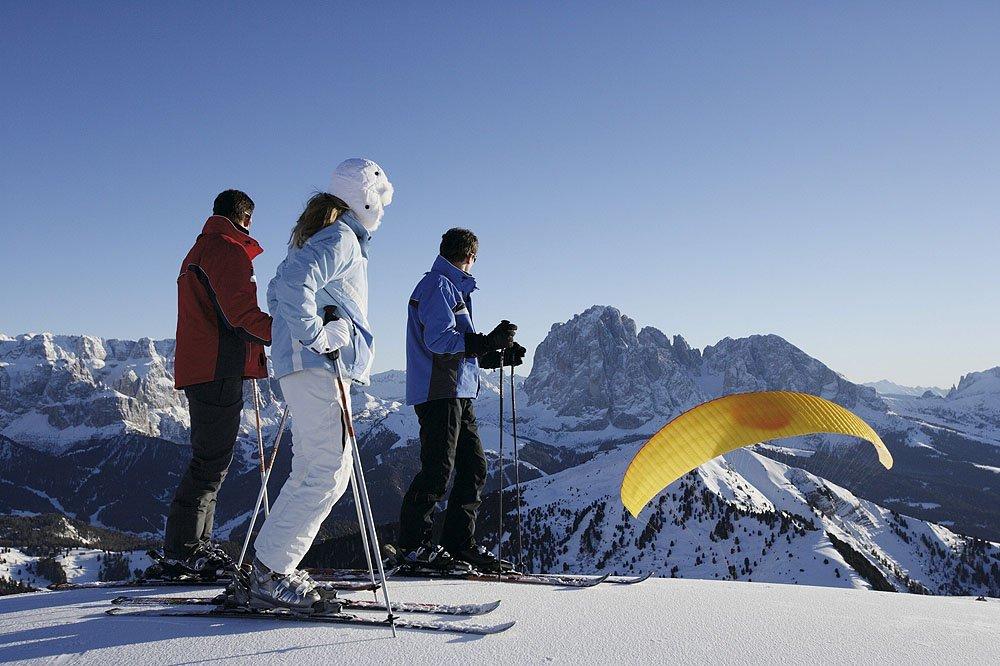Südtiroler Winter für Aktivurlauber
