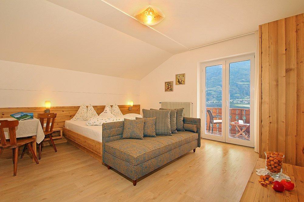 Ferienwohnung Obstgarten in Andrian – Apartments in Südtirols Süden