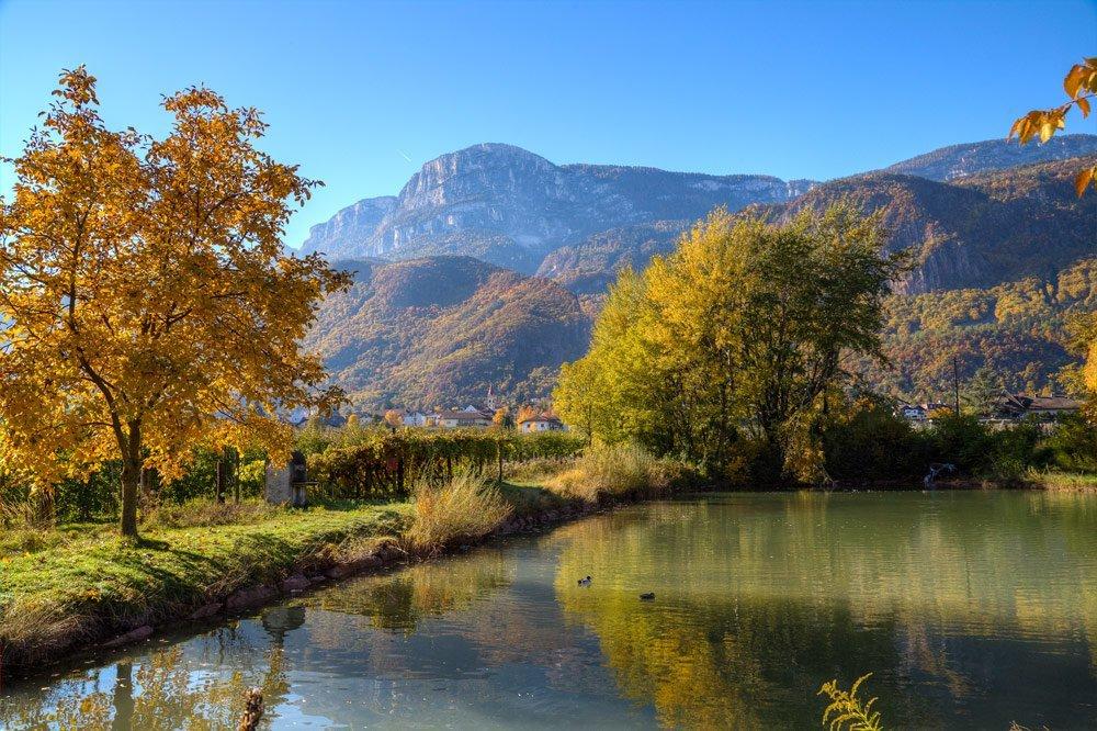 Törggelen und Skiurlaub in Andrian