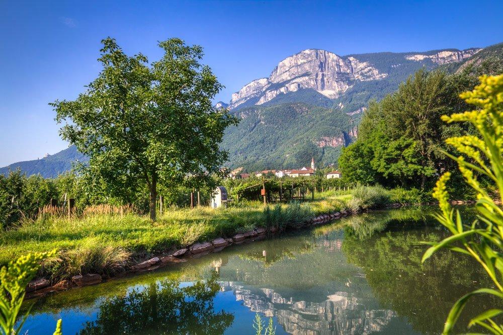 Urlaub in Andrian – Südtirols Süden