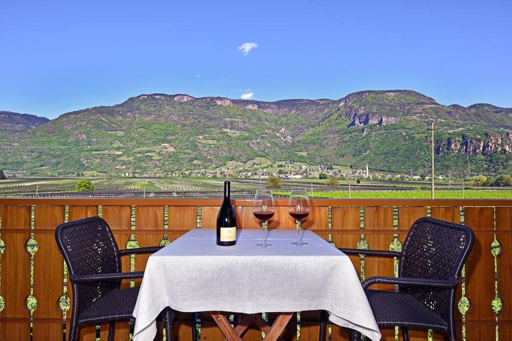 Urlaub auf dem Wein- und Obstbauernhof